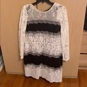 Haryn lace dress, size 14
